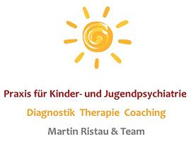 Logo Martin Ristau - Praxis für Kinderpsychiatrie, Jugendpsychiatrie, Kinderpsychologie, Jugendpsychologie